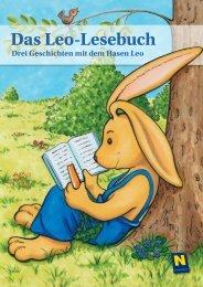 Das Leo-Lesebuch - Zeit Punkt Lesen