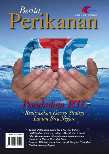 Penubuhan RTC - Jabatan Perikanan Malaysia