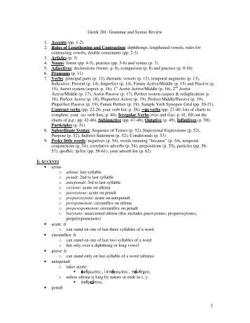 greek grammar beyond the basics pdf