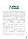 SE MI LASCI TI CANCELLO di Lorenza Ghinelli ... - NavigareSicuri - Page 5