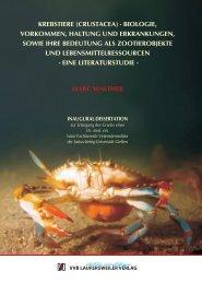 Krebstiere - Gießener Elektronische Bibliothek - Justus-Liebig ...