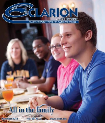 complete edition - Clarion University