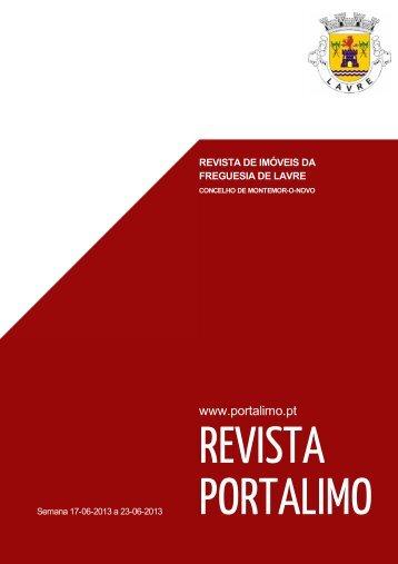 Revista Portalimo de Lavre