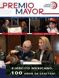 Revista Premio Mayor No. 2 - Lotería Nacional