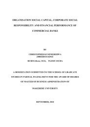 organisation social capital, corporate social responsibility and ...