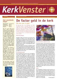 KV 09 26-01-2007.pdf - Kerkvenster