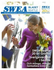 bladet - Swea Seattle