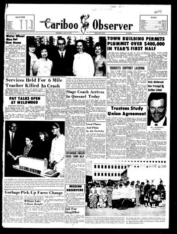 19660707_Cariboo Observer-1.pdf - the Quesnel & District Museum ...