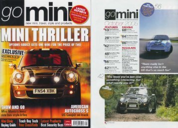 Go Mini, Oct. '05, UK - GoBike