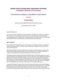Investigative Methods and Techniques Karel ... - Karel's Legal Blog