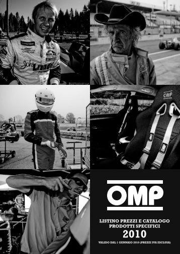 omp listino - Moretti Racing