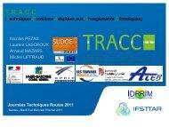 Journées Techniques Routes 2011