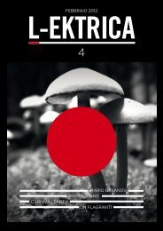 febbraio 2012 mario basanov daniel wang carnival party ... - L-Ektrica