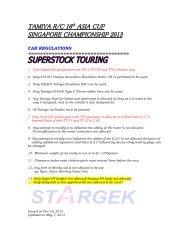 TAC 2013 SUPER STOCK TOURING.pdf - R/C Tech Forums