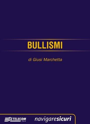 Racconti: BULLISMI
