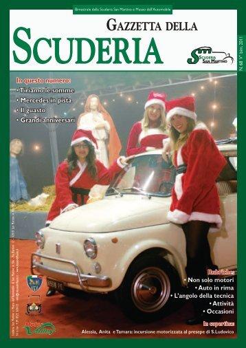 Gazzetta 69 - Museo dell'Automobile e Scuderia San Martino