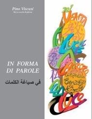 IN FORMA DI PAROLE - Arsmedia