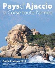 Reiseninformationen (PDF) - Office de Tourisme d'Ajaccio