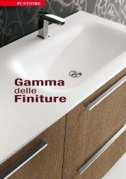 Gamma Finiture 2013 - Puntotre