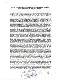 ATA DA ASSEMBLÉIA GERAL ORDINÁRIA DO ... - Logoserv