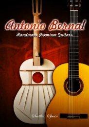 Antonio bernal, guitarras de - Waypoint Music