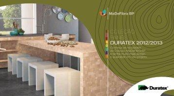 COLEÇÃO painéis Duratex 2012/2013 - eMobile
