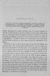 Capítulo XVIII - Bicentenario