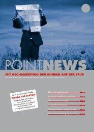 MIT GEO-MARKETING DEN KUNDEN AUF ... - Point Werbeagentur