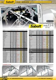 Applications Sabelt Rollbar 2013 - awt-online - Der ...