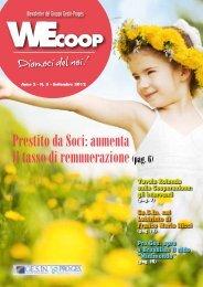Wecoop Ottobre 2012 - GE.S.IN.