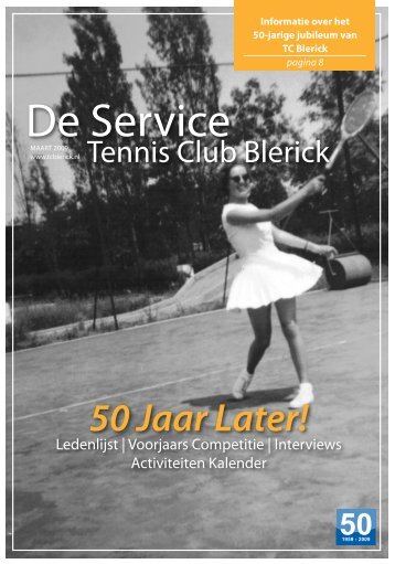 50 Jaar Later! - TC-Blerick