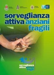 Opuscolo Informativo Anziani Fragili - Comune di Livorno