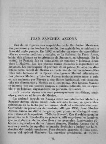 Juan Sánchez Azcona - Bicentenario