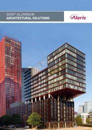 55HX Aluminum Architectural Solutions - Aleris