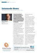 AmChat - American Chamber of Commerce in Australia - Internode - Page 2