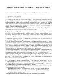 regole scrittura tesi.pdf - Scienze della Formazione