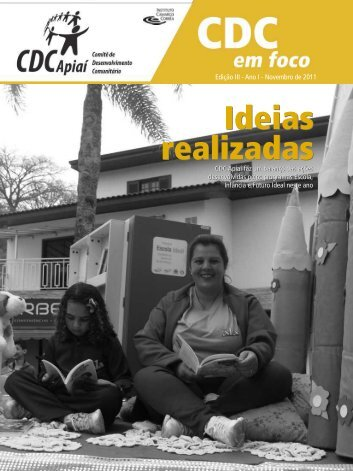 CDC em Foco - Apiaí (SP) - Instituto Camargo Corrêa