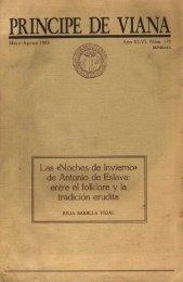 Las noches de invierno de Antonio de Eslava - Julia Barella