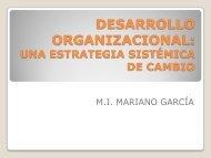Desarrollo organizacional: una estrategia sistémica de cambio