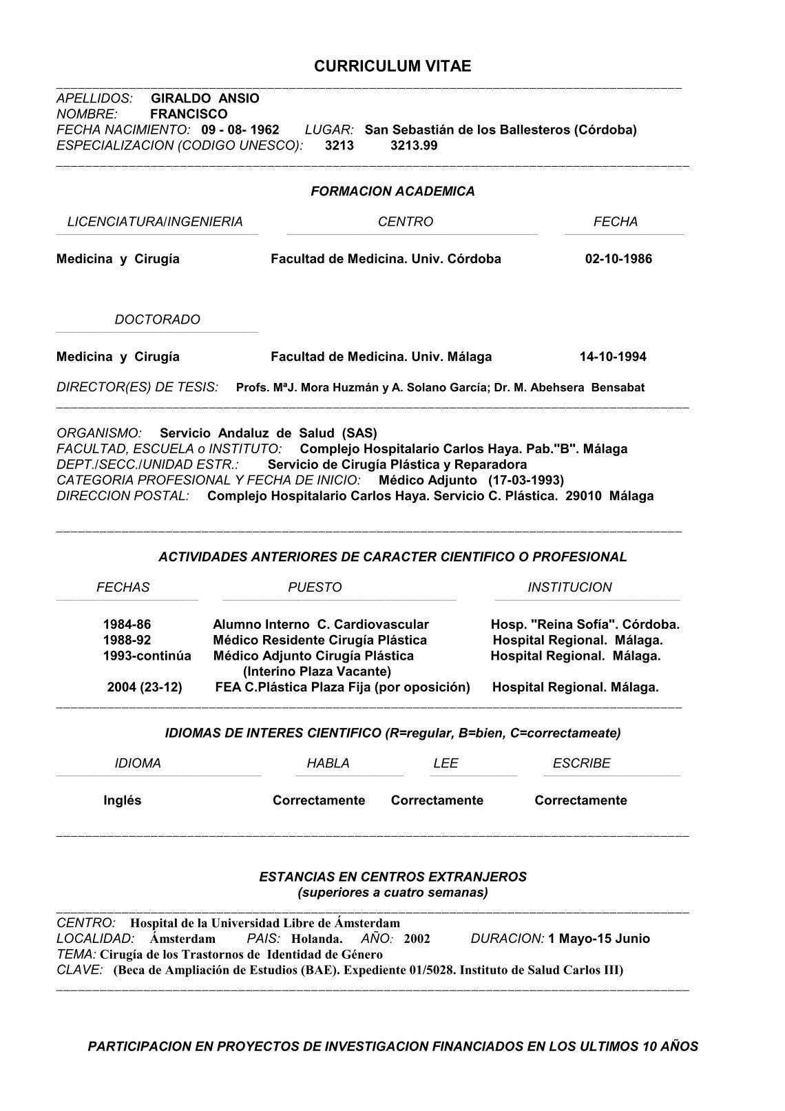 Atractivo Plantillas De Currículum De Recepcionista Médica Gratis ...