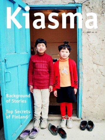 Kiasma Magazine 35 PDF-version