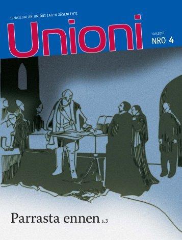 Parrasta ennens.3 - Ilmailualan Unioni IAU ry