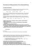 Tenttikysymyksiä insinöörien kemian opintojaksolla - OuLUMA - Page 4