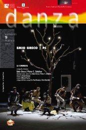 EMIO GRECO   PC - Teatro A. Ponchielli