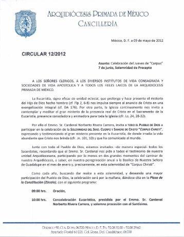 AI2QlIIDIÓCE616 DQIMADA DE MÉXIco CANCILLEQÍA