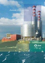 Annual Report 2006 - Enel.com