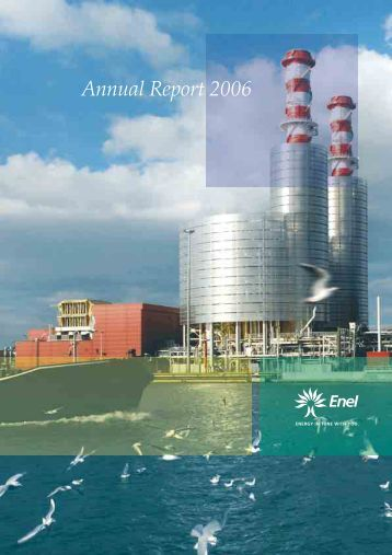 Annual Report 2006 - Enel.com
