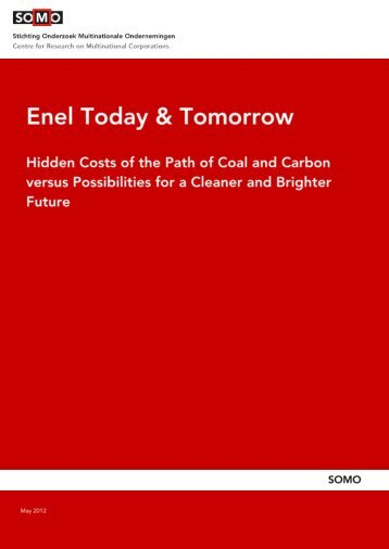 Enel Today & Tomorrow - Greenpeace