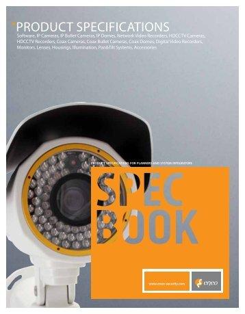 Catalogue Spec Book 2011 - SourceSecurity.com
