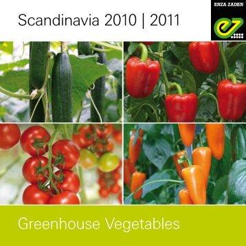 Scandinavia Greenhouse - Enza Zaden Export